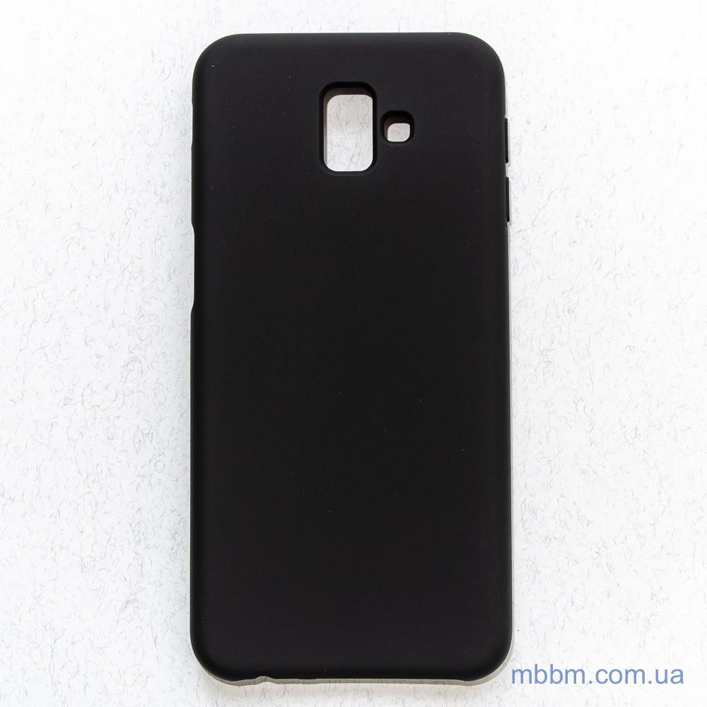 Чехол TPU Deen Samsung Galaxy J6 Plus black
