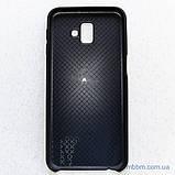 Чехол TPU Deen Samsung Galaxy J6 Plus black, фото 4
