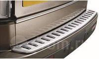 Накладка на задний бампер Land Rover Discovery 3,4