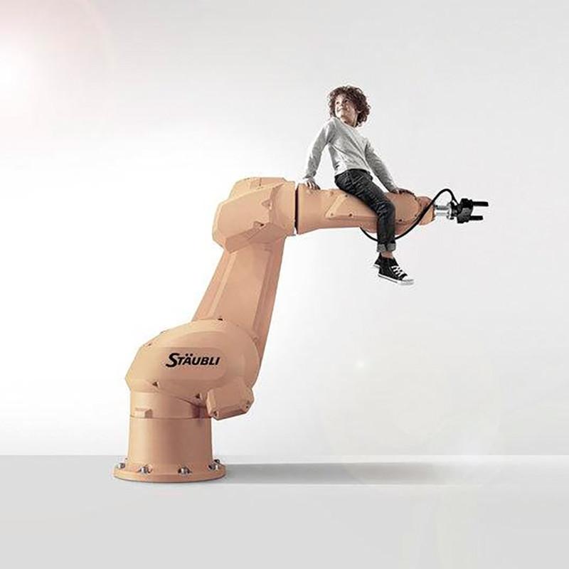 Программное обеспечение для роботов Stäubli