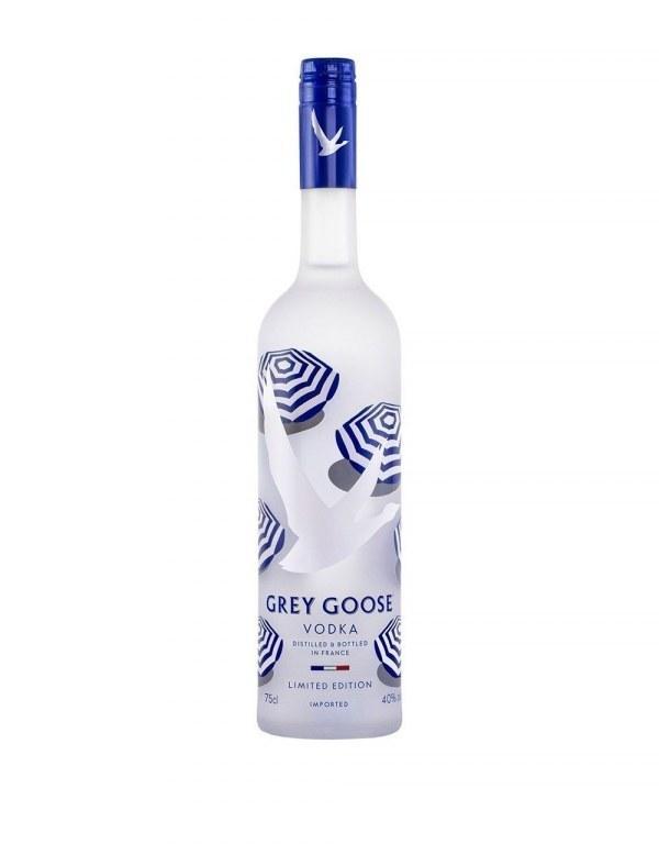 Водка Grey Goose Limited Riviera edition (Грей Гус Лимитед Ривьера Едишн) 40%, 1 литр