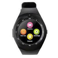 Наручные смарт часы Smart Watch Y1 BSNL A24 черные Реплика отличного качества, фото 1