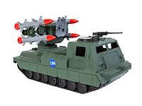 """Детская игрушка """"Ракетная установка"""" ТМ Орион (30см),  457"""
