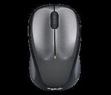 Мышь (мышка) Logitech M235 Grey USB (910-002201), фото 2
