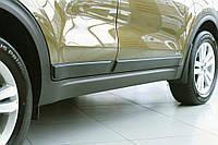 Боковые молдинги накладки на двери Kia Sportage КИА Спортейдж (2016-)