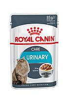 Royal Canin Urinary Care в соусе 85г * 12 шт - паучи для кошек , профилактика мочекаменной болезни
