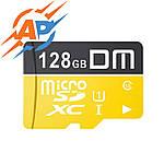 Карта памяти DM 128 GB microSDXC Class 10 (DM128GTF-U1)