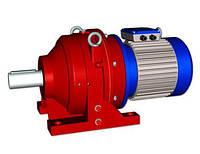 Планетарний мотор-редуктор 3МП-80, фото 1