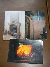 теплота в доме , монтаж дымоходов для твердотопливных котлов, камины монтаж, наши работы  45