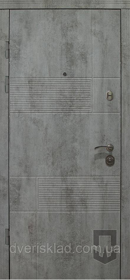 Двери Дуэт ТМ Патриот