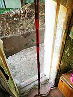 Дверная антимоскитная сетка (шторка) на магнитах 100 х 210см . Защита от комаров,насекомых, пыли, пуха