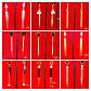 680. Позолоченные серьги бренды, ювелирные украшения по оптовым ценам - Серьги Xuping., фото 10