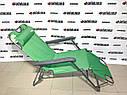 Кресло-шезлонг двух позиционное 156 х 60 х 82 см, Camping Palisad, фото 3