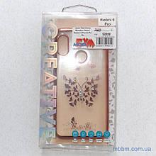 Чехол Beckberg Breathe Xiaomi Redmi 6 Pro/mi A2 lite