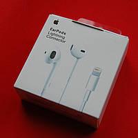 Наушники EarPods Lightning Apple iPhone 7,7 Plus,8,8 Plus,X