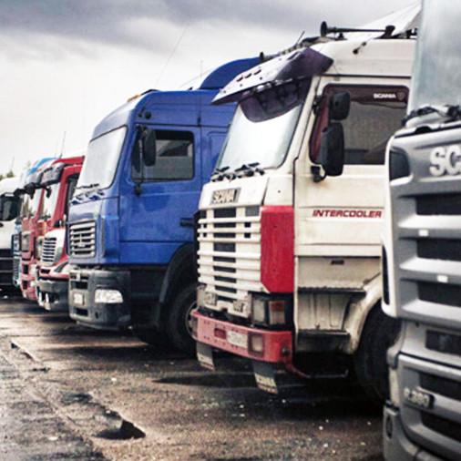 Заправка кондиционера грузовых автомобилей
