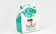 Коробка Бонбоньерка Принцесса, Коробка Бонбоньєрка Принцеса, Подарочные коробки