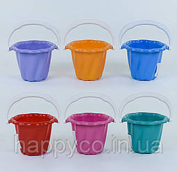 Детский ведерко Ромашка ,Color Plast