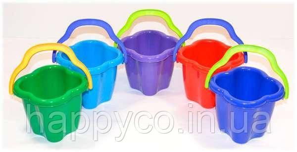 Детский ведерко Колокольчик Color Plast