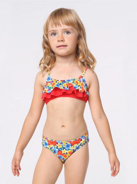 Детский купальник раздельный Keyzi Blossom р.92-116