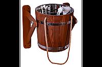Водопад  со вставкой нерж. 15 л