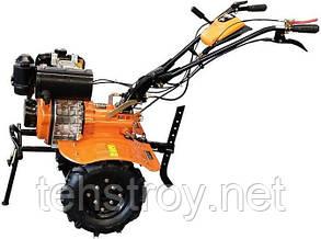 """Мотоблок Forte 1050GS (бензин 7л. с. колеса 8"""")"""