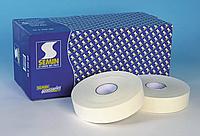 Лента армирующая для стыков ГКЛ, бумажная,Семин (Semin Bande Joint Papier) рулон 150 м/п