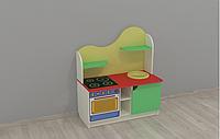 Детская игровая стенка Хозяюшка №2. W361