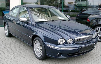 Jaguar X-Type 2001-2009