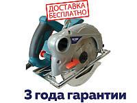 Пила циркулярная ЗПЦ-1800 профи / 1800 Вт, 185 диск (циркулярка)