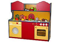 Детская игровая стенка Кухонный гарнитур. W362