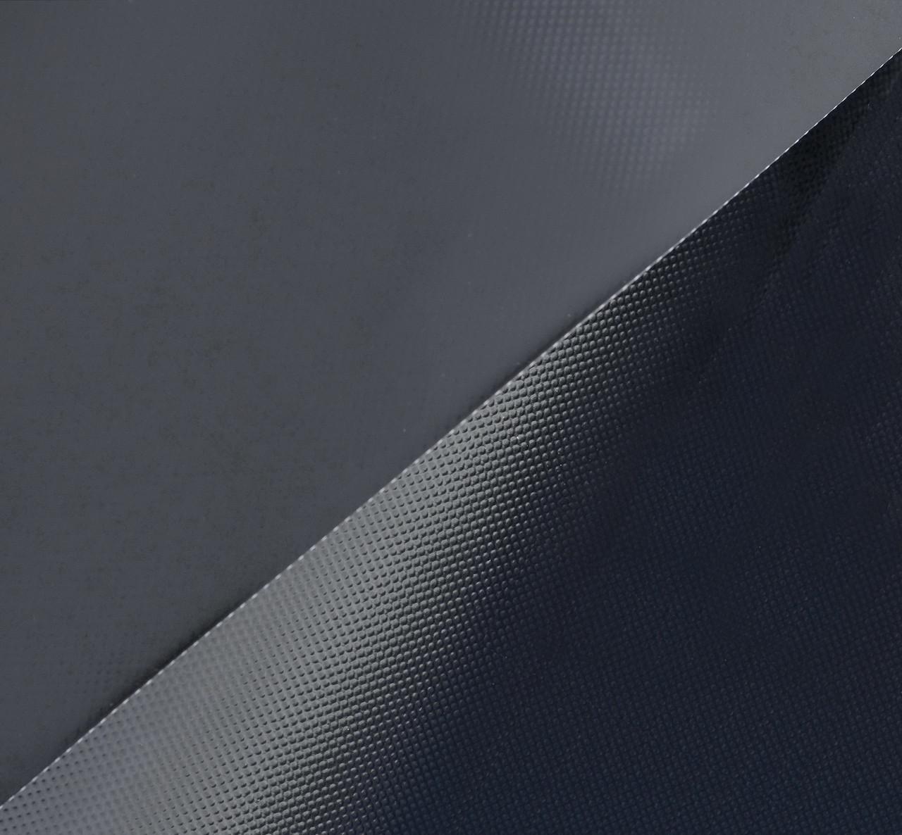 Ткань ПВХ (PVC) 1х205м черная 950гр