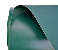 Ткань ПВХ (PVC) 50х205м олива 950гр рулон
