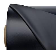 Ткань ПВХ (PVC) 50х205м черный 950гр рулон