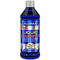 AllMax Liquid L-Carnitine 473 ml (Ваниль), фото 1