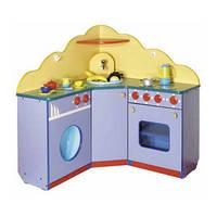 Детская игровая стенка Кухонный гарнитур. W363