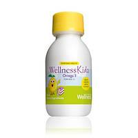 """Рыбий жир """"Омега-3"""" для детей с натуральным вкусом лимона, фото 1"""