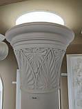 Колонна из гипса, гипсовая колонна ка-65 (1/2), фото 3