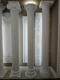 Колонна из гипса, гипсовая колонна ка-65 (1/2), фото 6