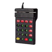 JP-700 считыватель магнитных карт с клавиатурой