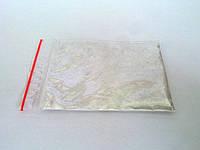 Пигмент перламутровый белое серебро-5 грамм