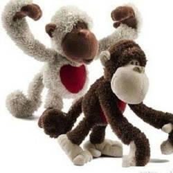 Игрушки обезьянки