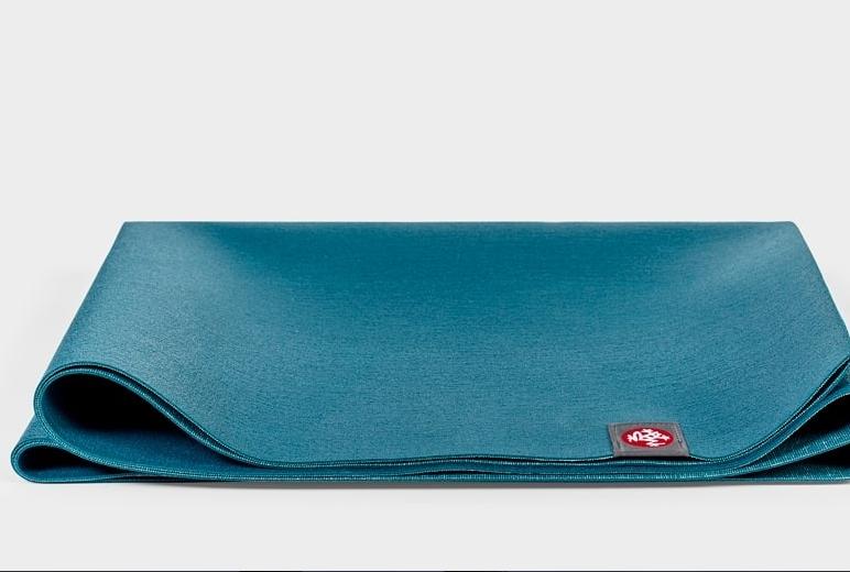 КОВРИК ДЛЯ ЙОГИ MANDUKA eKO SuperLite Mat EU-71-BONDI BLUE (голубой)