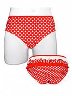 Детские плавки для девочки Keyzi Lollipop slip р.92-110