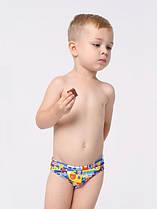 Детские плавки для мальчика Keyzi Sailor slip р.92-116