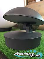 Светодиодный прожектор OSRAM ENDURA Cover RD 13 W ЧЁРНЫЙ для наружного освещения. LED прожектор., фото 1