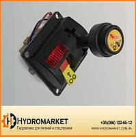 Пневмопереключатель (джойстик для управления подьема кузова) ABER ABCD 73