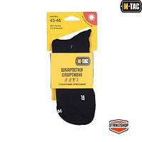 Шкарпетки спортивні M-Tac Black, фото 1