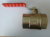 Крана шаровый муфтовый Ду 50