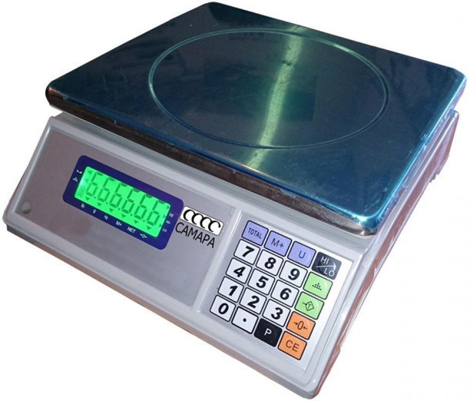 Весы счётные ВТЕ-30-Т3С3